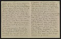 View Walt Kuhn letter to Walter Pach digital asset: pages 1