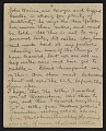 View Walt Kuhn letter to Walter Pach digital asset: page 2