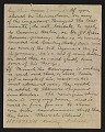 View Walt Kuhn letter to Walter Pach digital asset: page 3