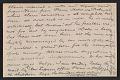 View Arthur B. Davies letter to Walt Kuhn digital asset number 2