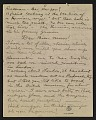 View Walt Kuhn letter to Walter Pach digital asset number 5