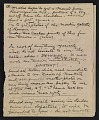 View Walt Kuhn and Arthur Davies letter to Walter Pach digital asset number 2