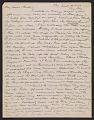 View Arthur B. (Arthur Bowen) Davies letter to Walt Kuhn digital asset number 0