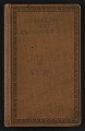 View Association of American Painters and Sculptors Domestic Art Committee record book digital asset: cover