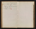 View Association of American Painters and Sculptors Domestic Art Committee record book digital asset: pages 6