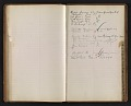 View Association of American Painters and Sculptors Domestic Art Committee record book digital asset: pages 15