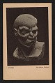 View Armory Show postcard with reproduction of Andrew Dasburg's sculpture <em>Lucifer</em> digital asset number 0