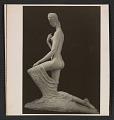 View Photo reproduction of Wilhelm Lehmbruck's sculpture <em>Kneeling woman</em> digital asset number 0