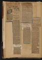 View Walt Kuhn scrapbook of press clippings documenting the Armory Show, vol. 1 digital asset: pages 5