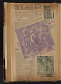 View Walt Kuhn scrapbook of press clippings documenting the Armory Show, vol. 1 digital asset: pages 47