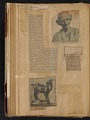 View Walt Kuhn scrapbook of press clippings documenting the Armory Show, vol. 1 digital asset: pages 55