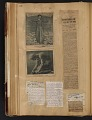 View Walt Kuhn scrapbook of press clippings documenting the Armory Show, vol. 1 digital asset: pages 63