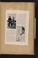 View Walt Kuhn scrapbook of press clippings documenting the Armory Show, vol. 1 digital asset: pages 74