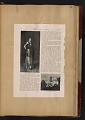 View Walt Kuhn scrapbook of press clippings documenting the Armory Show, vol. 1 digital asset: pages 78