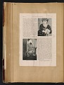 View Walt Kuhn scrapbook of press clippings documenting the Armory Show, vol. 1 digital asset: pages 87