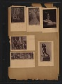 View Walt Kuhn scrapbook of press clippings documenting the Armory Show, vol. 2 digital asset: pages 9
