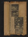 View Walt Kuhn scrapbook of press clippings documenting the Armory Show, vol. 2 digital asset: pages 35