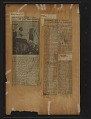 View Walt Kuhn scrapbook of press clippings documenting the Armory Show, vol. 2 digital asset: pages 46