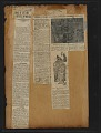 View Walt Kuhn scrapbook of press clippings documenting the Armory Show, vol. 2 digital asset: pages 72