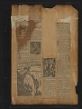 View Walt Kuhn scrapbook of press clippings documenting the Armory Show, vol. 2 digital asset: pages 73