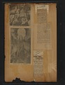 View Walt Kuhn scrapbook of press clippings documenting the Armory Show, vol. 2 digital asset: pages 84