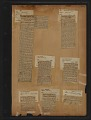 View Walt Kuhn scrapbook of press clippings documenting the Armory Show, vol. 2 digital asset: pages 103