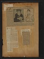 View Walt Kuhn scrapbook of press clippings documenting the Armory Show, vol. 2 digital asset: pages 106