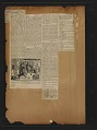 View Walt Kuhn scrapbook of press clippings documenting the Armory Show, vol. 2 digital asset: pages 118
