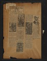 View Walt Kuhn scrapbook of press clippings documenting the Armory Show, vol. 2 digital asset: pages 126