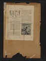 View Walt Kuhn scrapbook of press clippings documenting the Armory Show, vol. 2 digital asset: pages 133