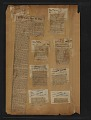 View Walt Kuhn scrapbook of press clippings documenting the Armory Show, vol. 2 digital asset: pages 152
