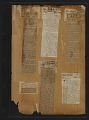 View Walt Kuhn scrapbook of press clippings documenting the Armory Show, vol. 2 digital asset: pages 157