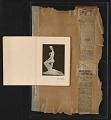 View Walt Kuhn scrapbook of press clippings documenting the Armory Show, vol. 2 digital asset: pages 198