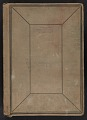 View Walt Kuhn scrapbook of artworks from the Armory Show digital asset: cover