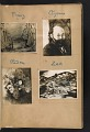 View Walt Kuhn scrapbook of artworks from the Armory Show digital asset: page 6