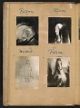View Walt Kuhn scrapbook of artworks from the Armory Show digital asset: page 7