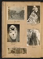 View Walt Kuhn scrapbook of artworks from the Armory Show digital asset: page 11