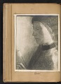 View Walt Kuhn scrapbook of artworks from the Armory Show digital asset: page 25