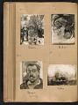 View Walt Kuhn scrapbook of artworks from the Armory Show digital asset: page 31