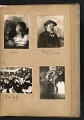 View Walt Kuhn scrapbook of artworks from the Armory Show digital asset: page 34