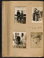 View Walt Kuhn scrapbook of artworks from the Armory Show digital asset: page 37
