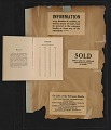 View Walt Kuhn scrapbook of press clippings documenting the Armory Show, vol. 2 digital asset: page 284