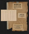 View Walt Kuhn scrapbook of press clippings documenting the Armory Show, vol. 2 digital asset: page 292