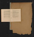 View Walt Kuhn scrapbook of press clippings documenting the Armory Show, vol. 2 digital asset: page 366