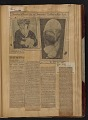 View Walt Kuhn scrapbook of press clippings documenting the Armory Show, vol. 1 digital asset: page 101