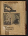 View Walt Kuhn scrapbook of press clippings documenting the Armory Show, vol. 1 digital asset: page 115