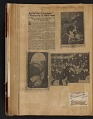 View Walt Kuhn scrapbook of press clippings documenting the Armory Show, vol. 1 digital asset: page 116