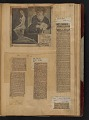 View Walt Kuhn scrapbook of press clippings documenting the Armory Show, vol. 1 digital asset: page 117
