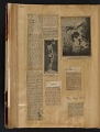 View Walt Kuhn scrapbook of press clippings documenting the Armory Show, vol. 1 digital asset: page 128