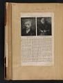 View Walt Kuhn scrapbook of press clippings documenting the Armory Show, vol. 1 digital asset: page 148